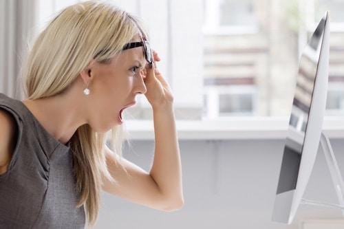 Kvinne får avslag på forbrukslån