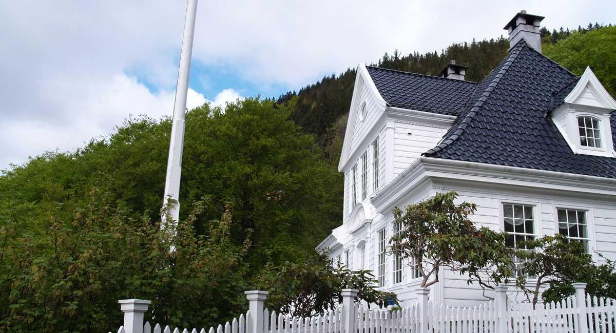 Verdiene i boligen kan tas ut i form av et seniorlån